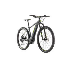 Cube Reaction Hybrid EAGLE 500 E-MTB grijs